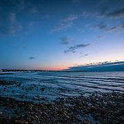 Today's brisk Winter Sunrise  at Narragansett Town Beach, Narragansett, RI,  January  18, 2013. Photo: Tripp Burman