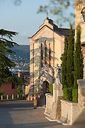 Church of Santa Donato di Montefrondoso in Solomeo village, Umbria, Italy