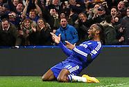 Chelsea v Tottenham Hotspur 031214