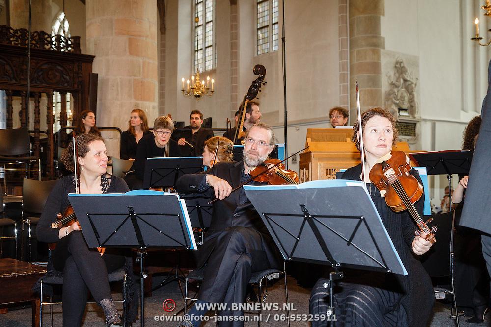 NLD/Naarden/20160325 - Mattheus Passion 2016 Naarden, orkest