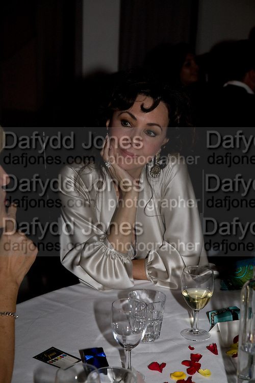 MARIE HELVIN, Maria Grachvogel dinner during London Fashion week. Shoreditch Beach Blanket Babylon. Bethnall Green Rd. London.  15 September 2008 *** Local Caption *** -DO NOT ARCHIVE-© Copyright Photograph by Dafydd Jones. 248 Clapham Rd. London SW9 0PZ. Tel 0207 820 0771. www.dafjones.com.