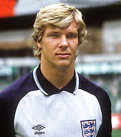Chris Woods (England) 1986 . Credit : Colorsport/DIGITALSPORT - NORWAY ONLY