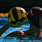 11/4/16 2:33:12 PM- OEC Championships for Men's Water Polo in the match between Riverside Community College and Orange Coast College in Mission Viejo, CA<br /> <br /> Photo by Chris M. Leung/Sports Shooter Academy