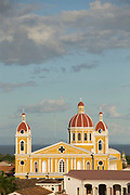 View of the exterior of Our Lady of the Assumption Cathedral or Granada Cathedral, Granada, Nicaragua