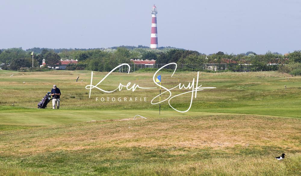 AMELAND - Amelandse Golfbaan 'De Amelander Duinen' . COPYRIGHT KOEN SUYK