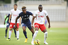 Paris FC vs Nancy - 03 August 2018