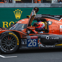 Winner LMP2, G-Drive Racing, #26, on 17/06/2018 at the 24H of Le Mans, 2018