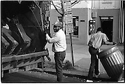 20th and P Street NW, Washington DC, 1985