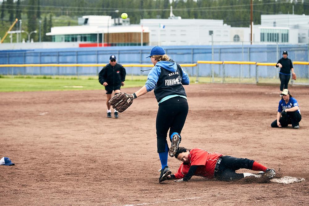 2018 Softball Yukon Dustball Tournament