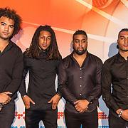 NLD/Utrecht/20171002 - Uitreiking Buma NL Awards 2017, Afro Bros