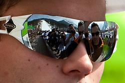 20.03.2010, Planica, Kranjska Gora, SLO, FIS SKI Flying World Championships 2010, Flying Hill Individual 3rd Round, im Bild Jernej Damjan, ( SLO, #10 ), EXPA Pictures © 2010, PhotoCredit: EXPA/ J. Groder / SPORTIDA PHOTO AGENCY