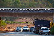 Para de Minas_MG, Brasil...Fotos das obras de duplicacao da BR 262 em Para de Minas, Minas Gerais...BR 262 turned a dual-carriage-way in Para de Minas, Minas Gerais...Foto: JOAO MARCOS ROSA / NITRO..