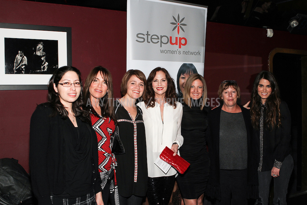 Ruby Zamora, Jeanne Elfant Festa, Anna Belknap, Lesley Ann Warren, Daniella Peters, Karrie Keyes, Nikki Reed