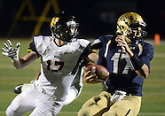 Archbishop Wood at Lasalle Football Game in Plymouth Whitmarsh, Pennsylvania