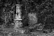 Little Fountain, Rome, Italy
