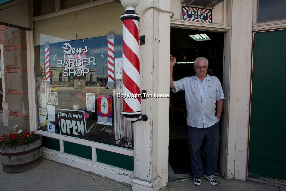 barber shop in canada