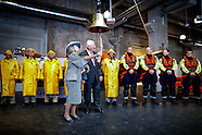 Prinses Beatrix heropent Nationaal Reddingmuseum