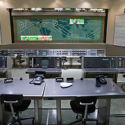 Gemini Mission Control Room Re-creation, Kennedy Space Center