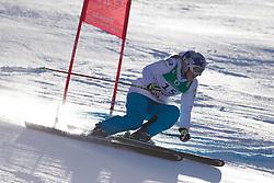 10.02.2011, Kandahar, Garmisch Partenkirchen, GER, FIS Alpin Ski WM 2011, GAP, Damen Abfahrtstraining, im Bild Lindsey Vonn (USA) whilst competing in the women's downhill training run on the Kandahar race piste at the 2011 Alpine skiing World Championships, EXPA Pictures © 2011, PhotoCredit: EXPA/ M. Gunn