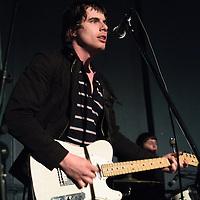 Where's Strutter  performing live at FrankFest, Jabez Clegg, Manchester, 2012-03-31