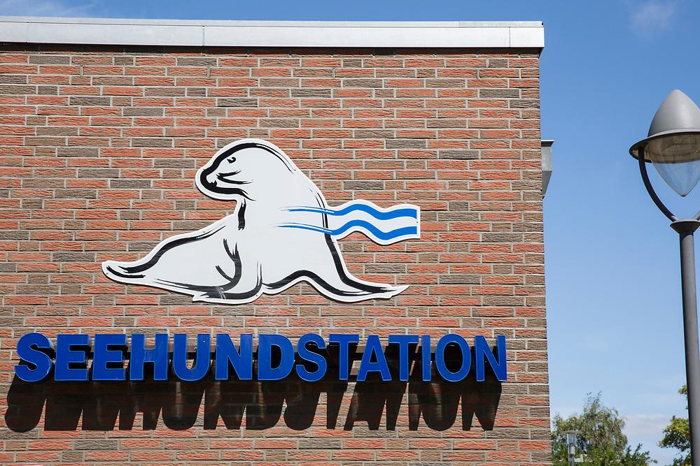 Seehundstation Norddeich in Norden, Germany