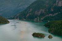 Diablo Lake, Ross Lake National Recreation Area, North Cascades Washington