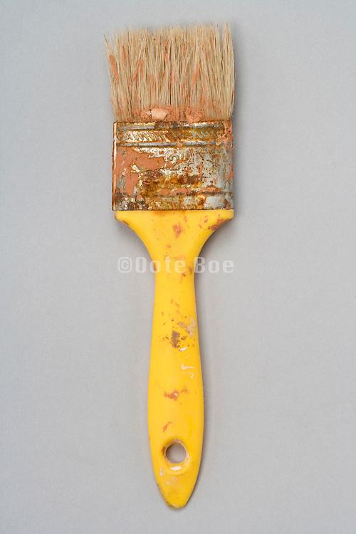 used painting brush