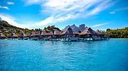 The Conrad Resort, Bora Bora,French Polynesia, South Pacific