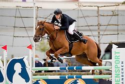 Prouve Simon, BEL, Kristal Brillante<br /> BK Young Horses 2020<br /> © Hippo Foto - Sharon Vandeput<br /> 6/09/20