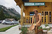Cooke City Montana Visitor Center
