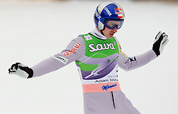 Adam Malysz of Poland during Flying Hill Individual at 2nd day of FIS Ski Jumping World Cup Finals Planica 2011, on March 18, 2011, Planica, Slovenia. (Photo by Vid Ponikvar / Sportida)