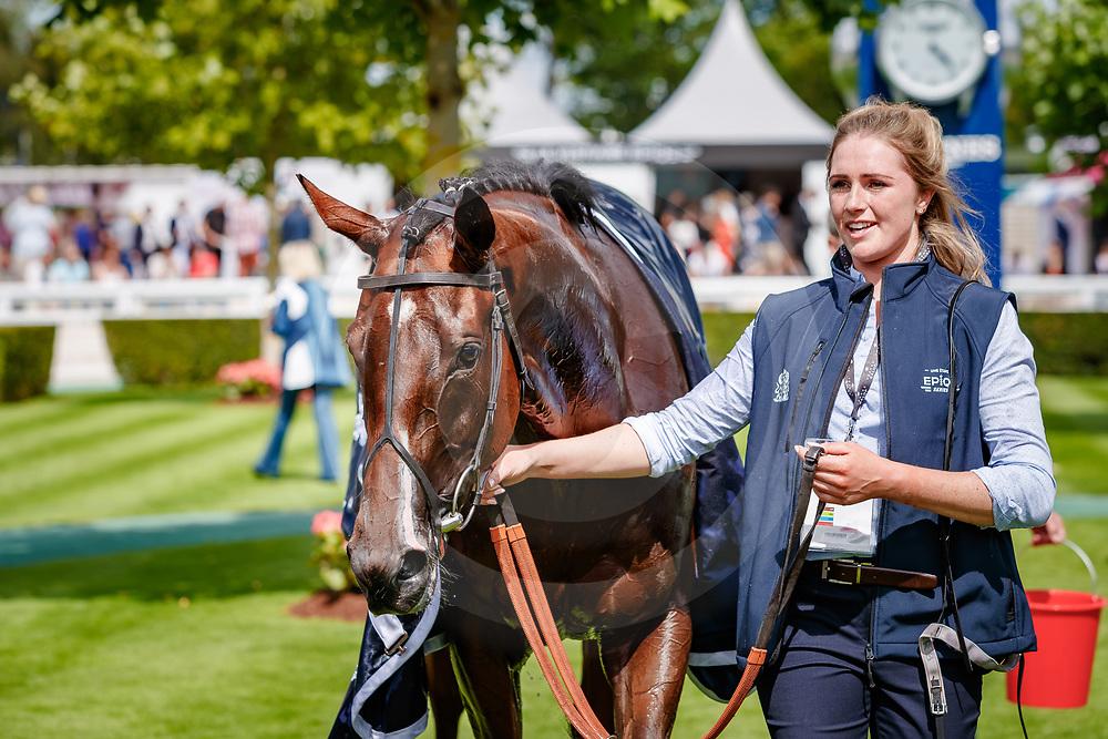 Laurens (PJ McDonald) wins Prix de Diane Longines Gr. 1 in Chantilly, France 17/06/2018, photo: Zuzanna Lupa