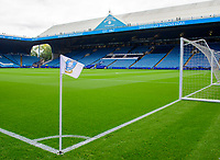 A general view of Hillsborough Stadium, home of Sheffield Wednesday<br /> <br /> Photographer Andrew Vaughan/CameraSport<br /> <br /> The EFL Sky Bet League One - Sheffield Wednesday v Lincoln City - Saturday 23rd October 2021 - Hillsborough Stadium - Sheffield<br /> <br /> World Copyright © 2021 CameraSport. All rights reserved. 43 Linden Ave. Countesthorpe. Leicester. England. LE8 5PG - Tel: +44 (0) 116 277 4147 - admin@camerasport.com - www.camerasport.com