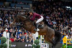 Leprevost Penelope, FRA, Vancouver de Lanlore<br /> Stuttgart - German Masters 2018<br /> © Hippo Foto - Stefan Lafrentz