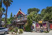 Downtown Topanga, Los Angeles, California, USA