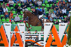 William Fox Pitt, (GBR), Chilli Morning - Jumping Eventing - Alltech FEI World Equestrian Games™ 2014 - Normandy, France.<br /> © Hippo Foto Team - Leanjo De Koster<br /> 31-08-14