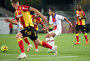 Kays Ruiz-Atil of PSG during the French championship Ligue 1 football match between RC Lens (Racing Club de Lens) and Paris Saint-Germain (PSG) on September 10, 2020 at Stade Felix Bollaert in Lens, France - Photo Juan Soliz / ProSportsImages / DPPI