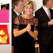 NLD/Amsterdam/20100825 - Opening Airport Library Schiphol door Prinses Laurentien