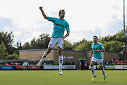 Forest Green Rovers v Swindon Town 250818
