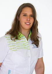 Spela Rozman of Slovenian Paralympic team for London 2012 on June 20, 2012 in Ljubljana, Slovenia. (Photo by Vid Ponikvar / Sportida.com)