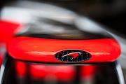 Nov 15-18, 2012: Mclaren Mercedes nose cone detail.© Jamey Price/XPB.cc