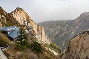 Mt Huashan, Xian, Shaanxi Province, China