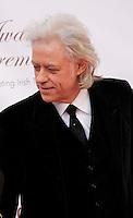 Bob Geldof at the IFTA Film & Drama Awards (The Irish Film & Television Academy) at the Mansion House in Dublin, Ireland, Saturday 9th April 2016. Photographer: Doreen Kennedy