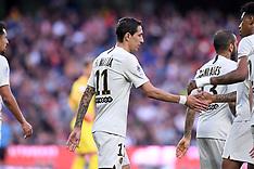 Montpellier vs Paris SG - 30 Apr 2019