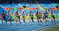 20160913 Copyright onEdition 2016©<br /> Free for editorial use image, please credit: onEdition<br /> <br /> Track athlete Steve Morris (1500m T20 - Men) from Cardiff, competing for ParalympicsGB at the Rio Paralympic Games 2016.<br />  <br /> ParalympicsGB is the name for the Great Britain and Northern Ireland Paralympic Team that competes at the summer and winter Paralympic Games. The Team is selected and managed by the British Paralympic Association, in conjunction with the national governing bodies, and is made up of the best sportsmen and women who compete in the 22 summer and 4 winter sports on the Paralympic Programme.<br /> <br /> For additional Images please visit: http://www.w-w-i.com/paralympicsgb_2016/<br /> <br /> For more information please contact the press office via press@paralympics.org.uk or on +44 (0) 7717 587 055<br /> <br /> If you require a higher resolution image or you have any other onEdition photographic enquiries, please contact onEdition on 0845 900 2 900 or email info@onEdition.com<br /> This image is copyright onEdition 2016©.<br /> <br /> This image has been supplied by onEdition and must be credited onEdition. The author is asserting his full Moral rights in relation to the publication of this image. Rights for onward transmission of any image or file is not granted or implied. Changing or deleting Copyright information is illegal as specified in the Copyright, Design and Patents Act 1988. If you are in any way unsure of your right to publish this image please contact onEdition on 0845 900 2 900 or email info@onEdition.com