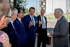 Duke of Gloucester visits Battersea Power Stn 25062018