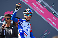 Thibaut Pinot (FRA - Groupama - FDJ) during the 101th Tour of Italy, Giro d'Italia 2018, stage 10, Penne - Gualdo Tadino 239 km on May 15, 2018 in Italy - Photo Dario Belingheri / BettiniPhoto / ProSportsImages / DPPI