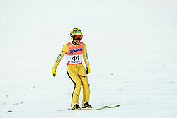 January 19, 2018 - Oberstdorf, GERMANY - 180119 Noriaki Kasai of Japan competes in the individual competition during the FIS Ski Flying World Championships on January 19, 2018 in Oberstdorf..Photo: Vegard Wivestad GrÂ¿tt / BILDBYRN / kod VG / 170079 (Credit Image: © Vegard Wivestad Gr¯Tt/Bildbyran via ZUMA Wire)
