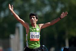 NASIRI BAZANJANI Peyman, IRI, 1500m, T20, 2013 IPC Athletics World Championships, Lyon, France