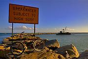 Dana Point Harbor Jetty